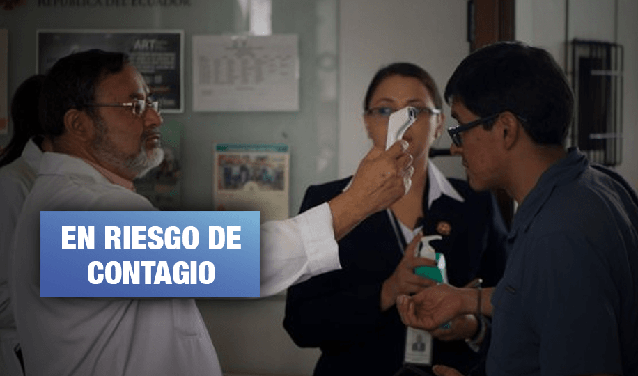Personal de salud que realiza descarte de coronavirus denuncia falta de equipos de protección