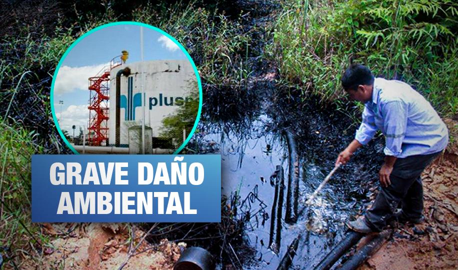 Comunidades indígenas denuncian a Pluspetrol en Holanda por contaminación