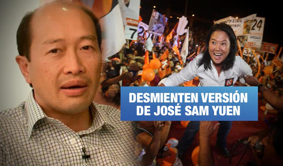 Keiko Fujimori: 'Rey de los casinos' donó S/ 270 mil a través de falsos aportantes, según testigos