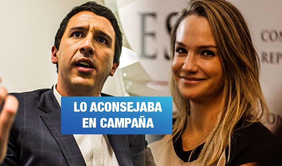 Luciana León a Mijael: «Ni si te ocurra poner el detalle de tus aportantes»