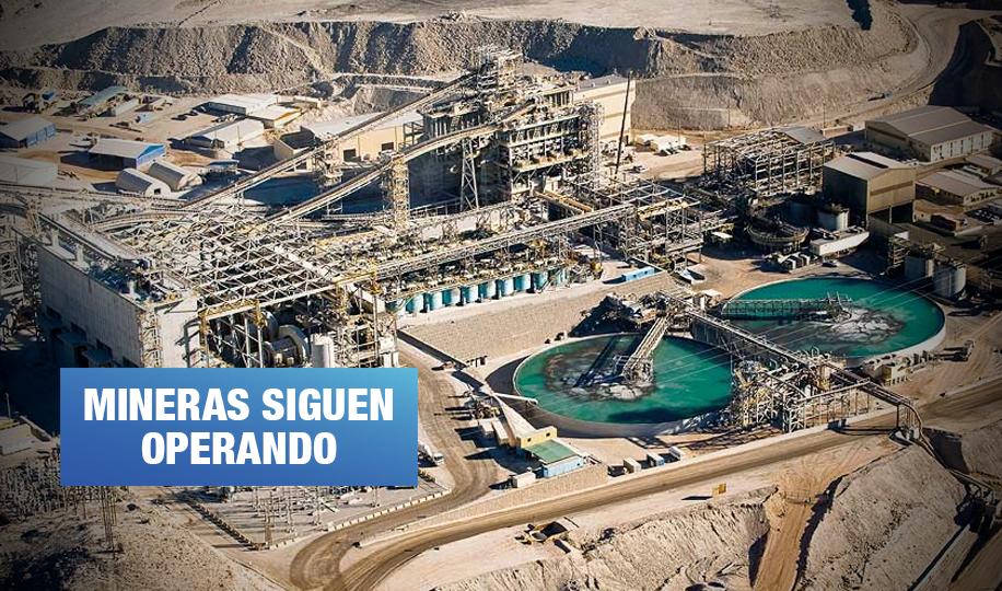 Cerro Verde confirma primer caso positivo de coronavirus en el sector minero