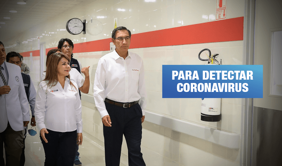 Vizcarra anuncia compra de un millón 600 mil pruebas deCOVID-19