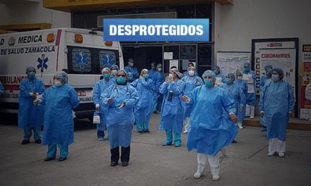 Arequipa: Médicos denuncian falta de camas y respiradores en hospitales Goyeneche y Delgado