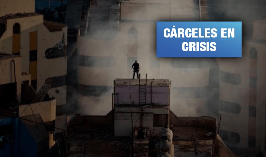 Motín por atención médica en penal Castro Castro dejó ocho muertos