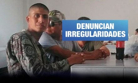 Familiares de joven desaparecido en servicio militar dicen que Ejército intenta silenciar denuncia