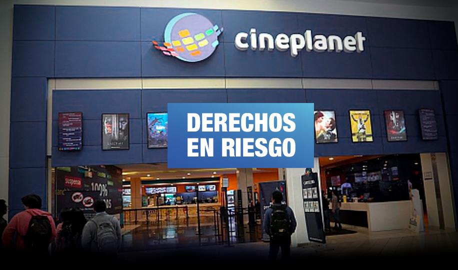 Cineplanet: Empresa de grupo Intercorp suspenderá contratos de trabajadores sin pago
