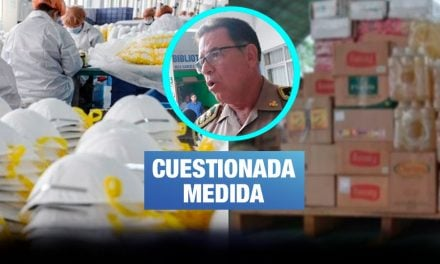 PNP: Reasignan en comisión consultiva a general investigado por irregularidades en compras millonarias