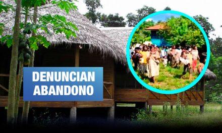 Madre de Dios: Comunidad Matsigenka pide apoyo y protección