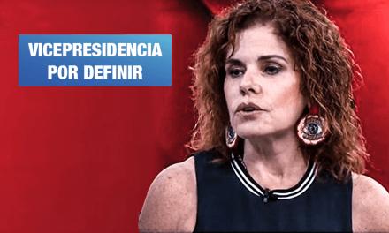 Renuncia de Mercedes Aráoz en agenda de Junta de Portavoces del Congreso