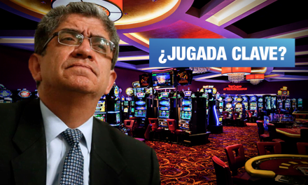 TC: Magistrado Sardón sustentará demanda que anula impuesto a casinos