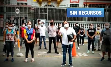 Venezolanos varados en Perú solicitan vuelo humanitario para regresar a su país