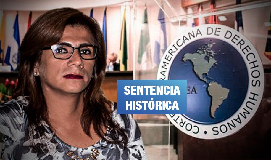 Corte Interamericana concluye que el Estado peruano torturó a ciudadana trans