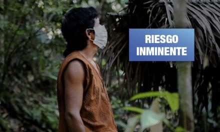 Comunidades amazónicas se declaran en emergencia por avance de COVID-19 en Loreto