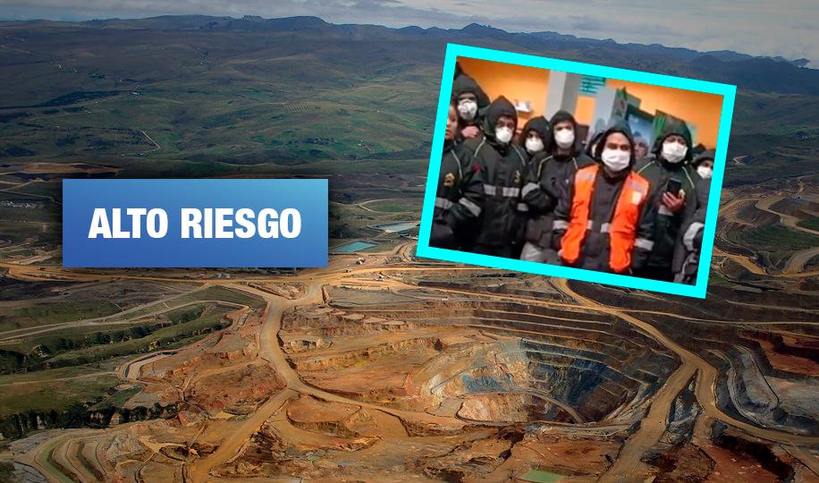 Fiscalía ordena indagatoria preliminar por caso de COVID-19 en campamento minero de Antamina