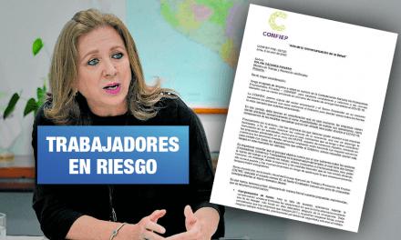 Confiep propone al Mintra que empresas puedan realizar despidos colectivos