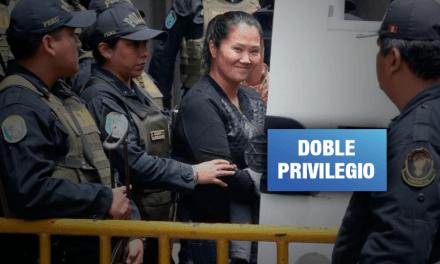 PJ evaluará dos pedidos de cese de prisión preventiva para Keiko Fujimori
