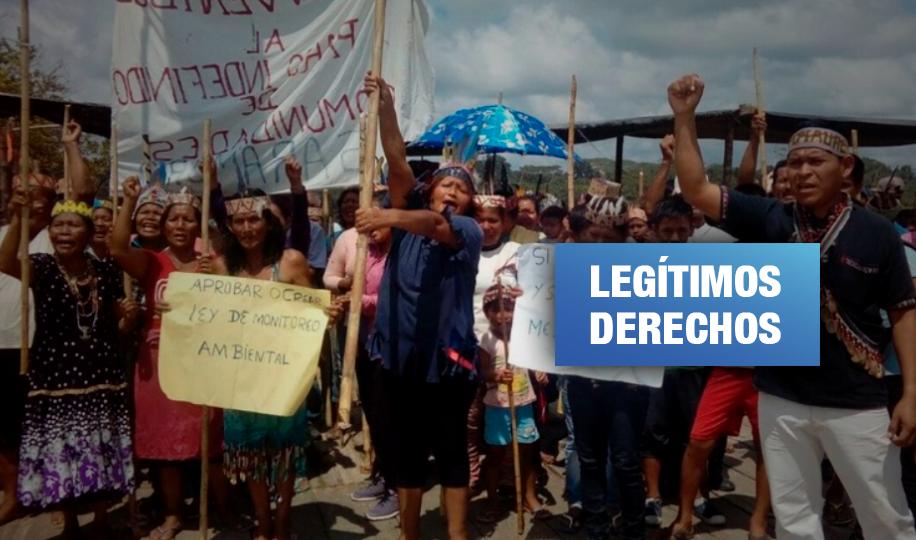 TC debate 2 demandas a favor de pueblos indígenas y el medioambiente