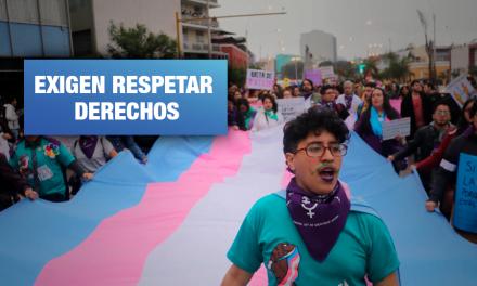 Organizaciones exigen medidas que protejan a personas trans durante tránsito restringido