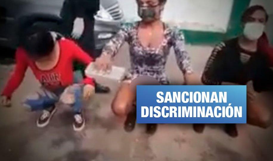 Mininter separa a policías por castigo físico y humillación a mujeres trans en comisaría del Callao