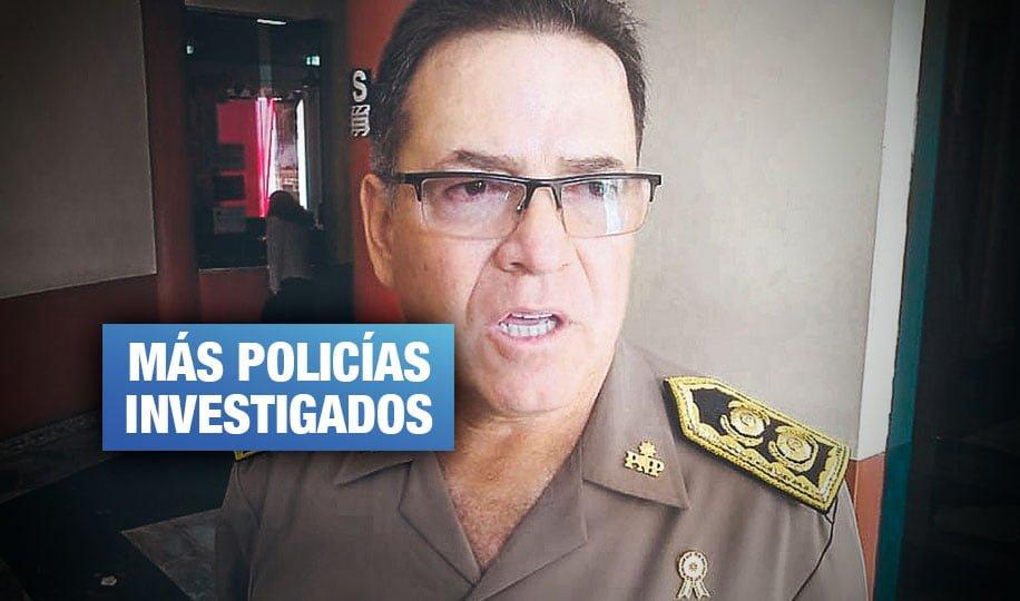 Fiscalía anticorrupción investiga a general PNP por millonaria compra de alimentos y mascarillas