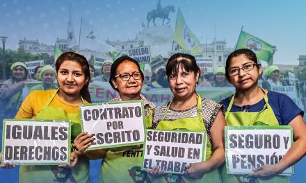 [GRÁFICA]: Mejoran derechos de trabajadoras del hogar