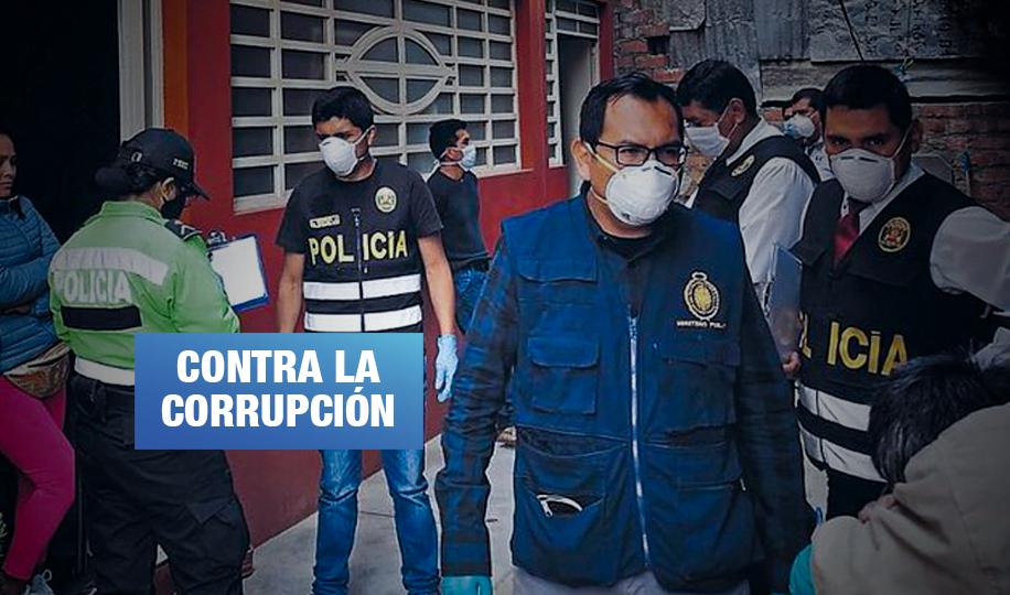Fiscalía investiga 500 presuntos casos de corrupción durante el estado de emergencia
