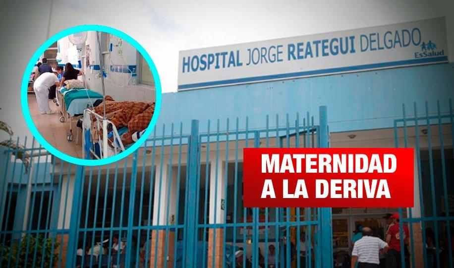 Piura: Niegan atención a gestante en hospital colapsado tras crisis por COVID-19