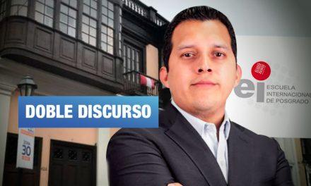Empresa de congresista José Luna no deposita AFP y ONP de sus trabajadores