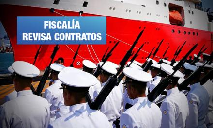 Investigan presunta sobrevaloración de 215 mil mascarillas adquiridas por la Marina