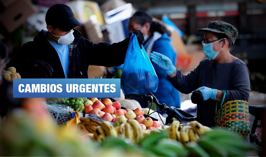 ¿Qué hacer con los mercados de abastos en tiempos de pandemia?, por Elsie Guerrero