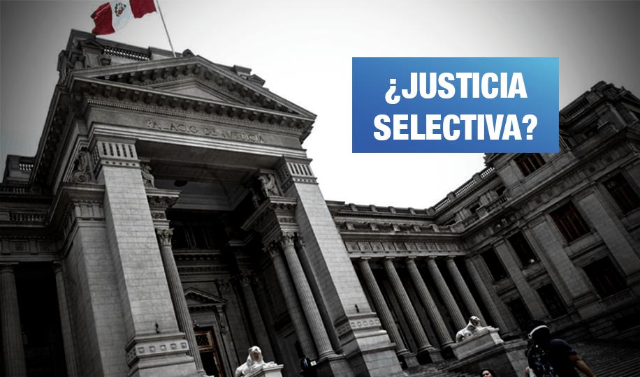 Cuellos Blancos: Investigados beneficiados con cambio de prisión preventiva por arresto domiciliario