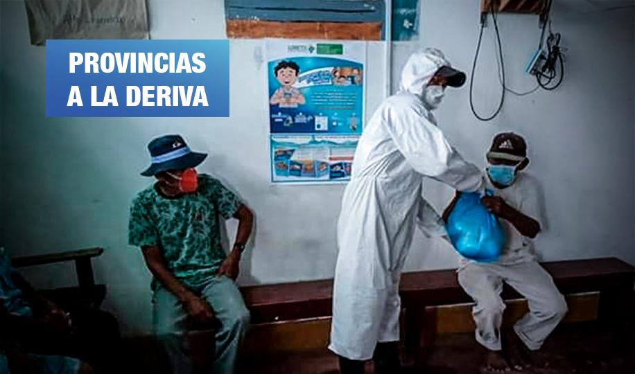 Loreto: Médicos, autoridades y Vicariato Apostólico piden se declare zona de desastre
