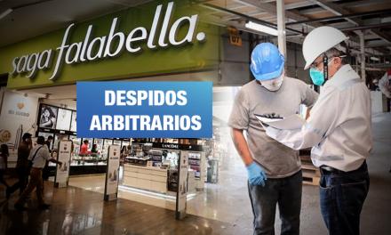 Saga Falabella despide a trabajadoras de call center y amenaza a trabajadores de almacén
