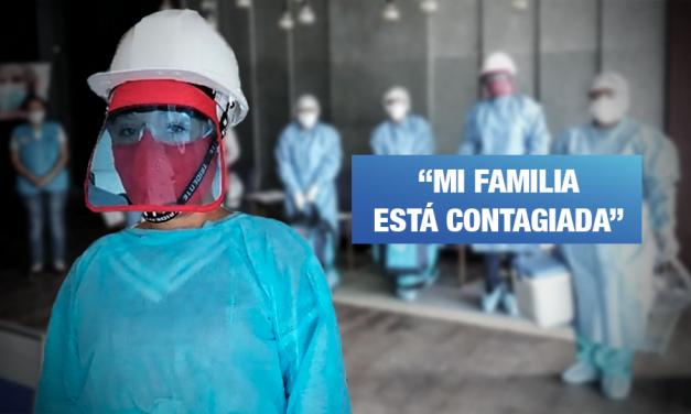 """""""Soy enfermera y me infecté por segunda vez de COVID-19″"""