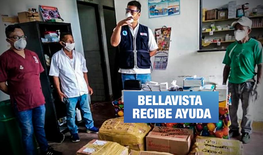 Loreto: Trasladan brigada médica a comunidad indígena que no tenía medicinas