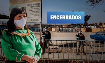 Cantagallo: Cerco a comunidad los deja a merced del COVID-19 sin agua ni desagüe