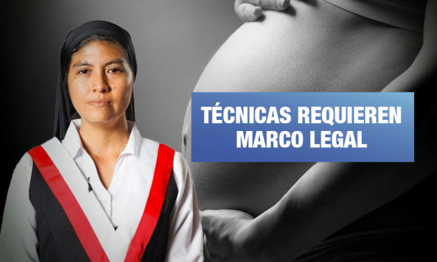 Con oposición del Frepap, aprueban dictamen de ley de reproducción asistida