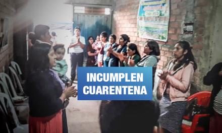 Iglesia evangélica en Carabayllo realiza cultos en emergencia sanitaria