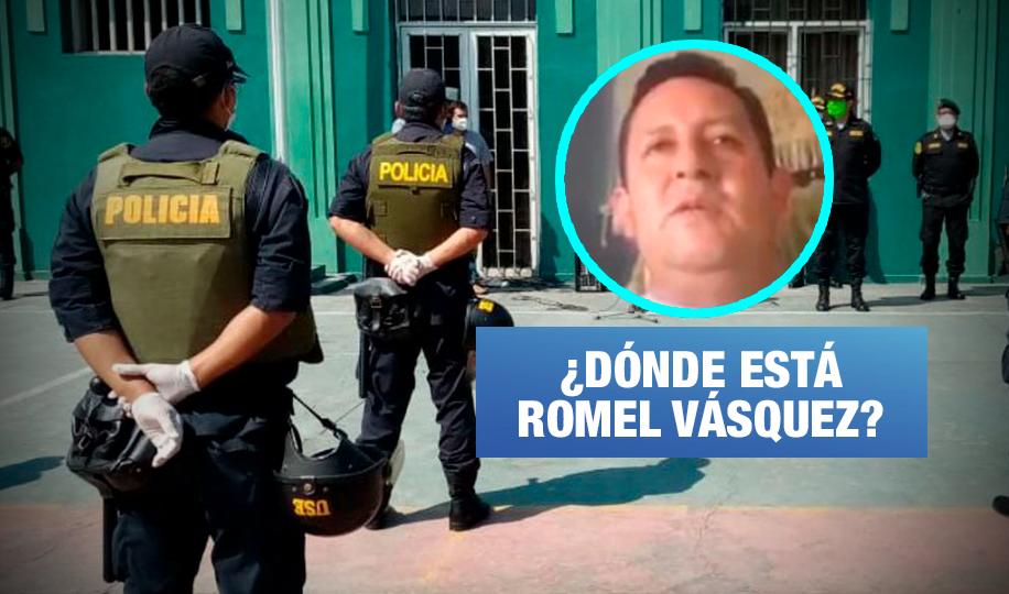 Policía Nacional: Desaparece suboficial que denunció irregularidades en compra de mascarillas