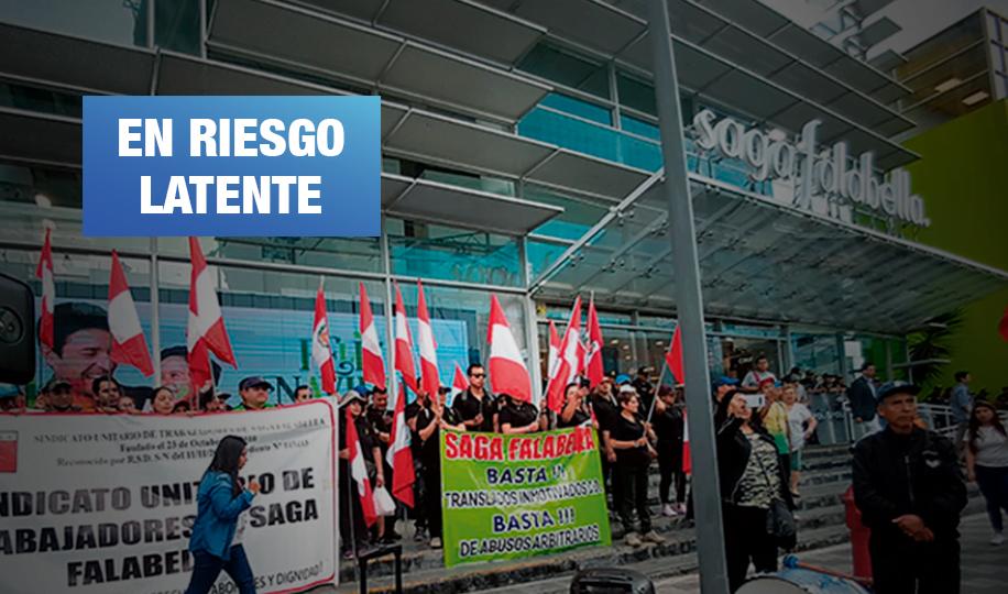 Saga Falabella: Trabajadores denuncian falta de acciones frente a casos de COVID-19