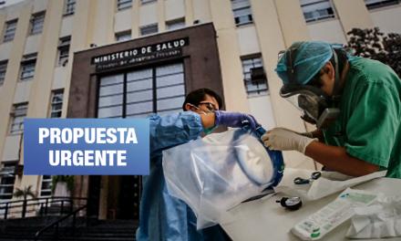 Ministerio de Salud ignora proyecto para fabricar 4 mil ventiladores mecánicos