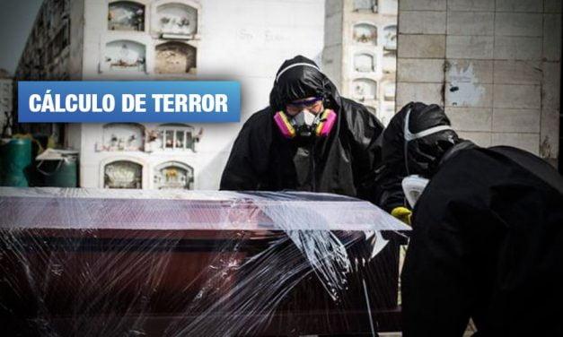 Perú puede sumar casi 20 mil muertes por COVID-19 en agosto, según estudio de la U. de Washington