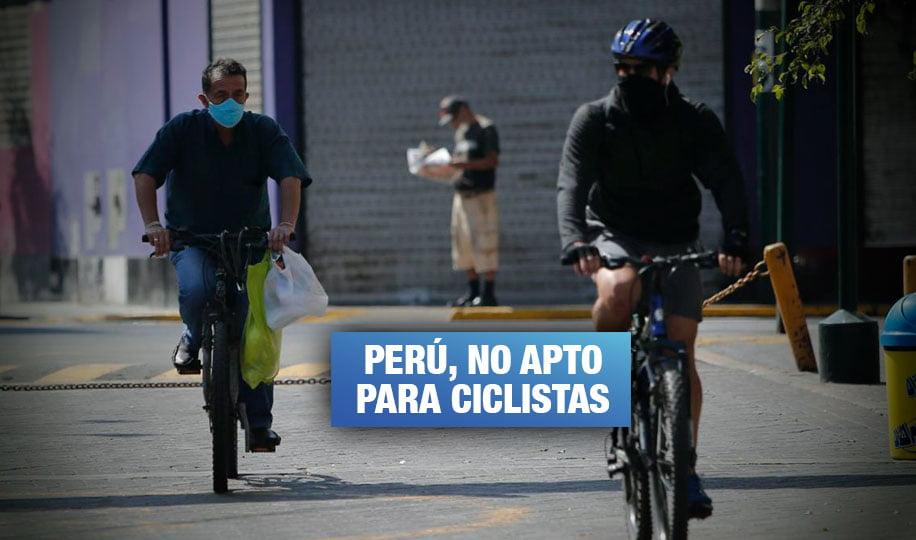Tres ciclistas mueren en solo tres días de flexibilización del uso de autos particulares