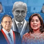 GRÁFICA: Fujimorismo asoma el 'cuello'
