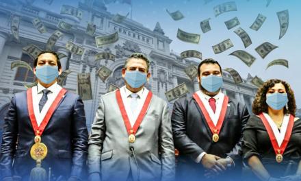 GRÁFICA: Los lujos del nuevo Congreso