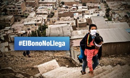 Testimonios de hambre a la espera del Bono Familiar Universal
