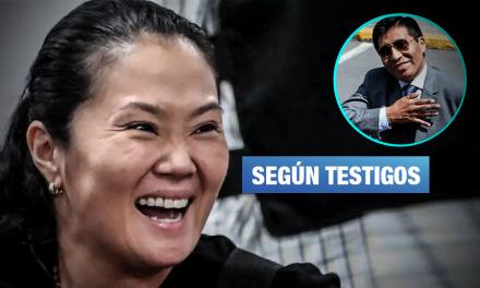 Keiko Fujimori habría ordenado difundir los 'Mamanivideos' para acelerar vacancia contra PPK