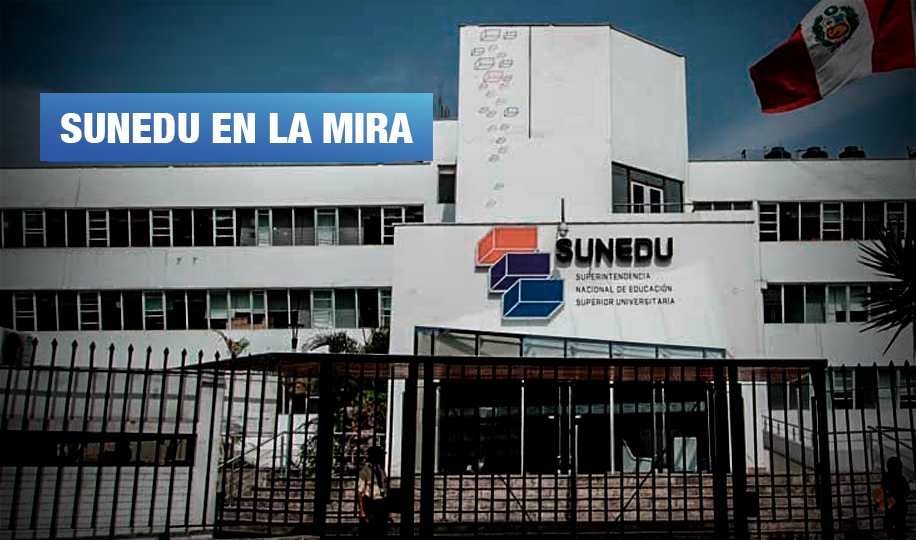Nueve congresistas de la Comisión Educación pasaron por universidades sin licencia