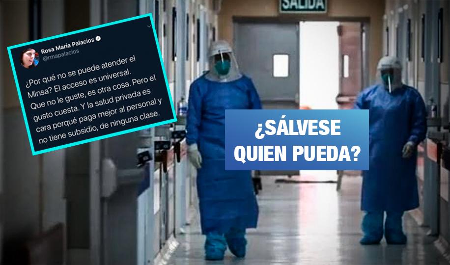 La salud no es una mercancía, por Carlos Mejía