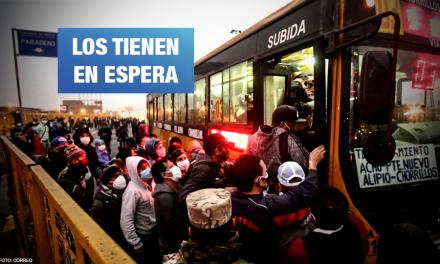 Transportistas exigen que se cumpla el subsidio anunciado por el Gobierno